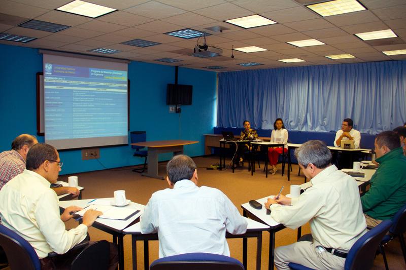 Reunión Académica del Comité de Ingeniería Hidráulica.